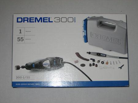 Dremel 300 boxed