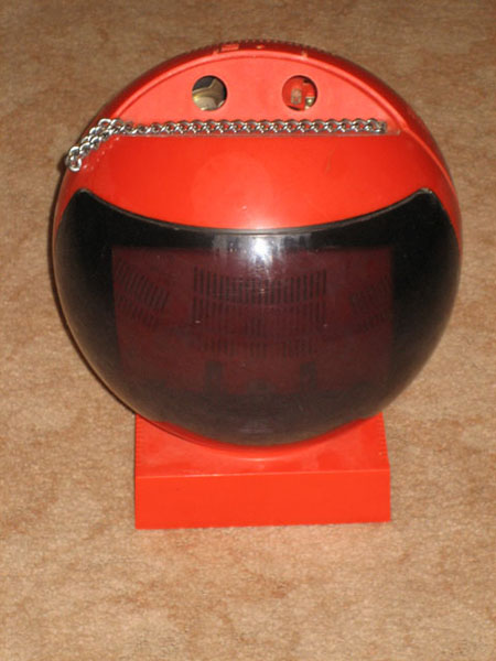 Videosphere front