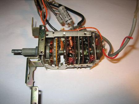 Videosphere VHF TV tuner