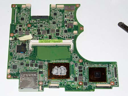 The free motherboard