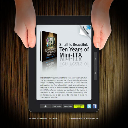 Ten Years of Mini-ITX eBook