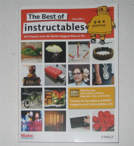 The Best of Instructables Volume I Cover