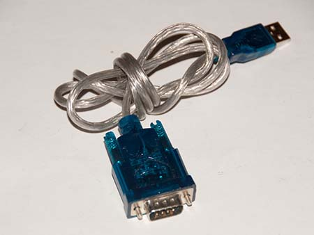 Prolific USB-to-Serial Comm Port (counterfeit)