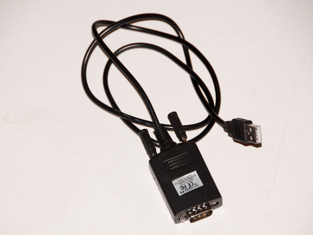 Review of generic usb to serial rs232 adaptors travis 39 blog - Prolific usb to serial comm port windows 7 ...